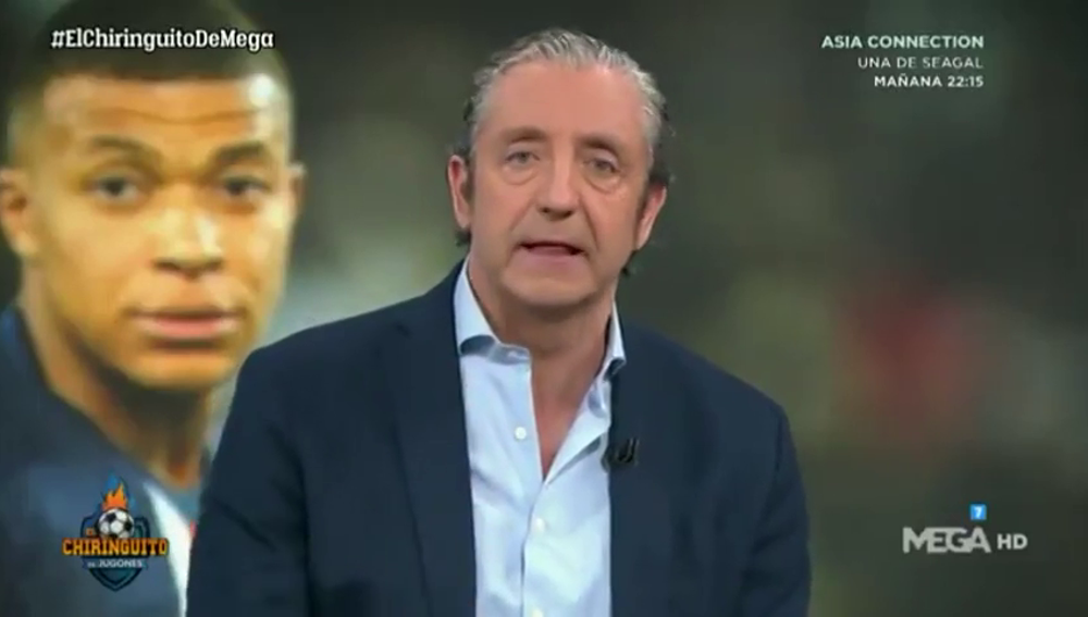 El mensaje de Josep Pedrerol a Florentino Pérez tras las palabras de Mbappé