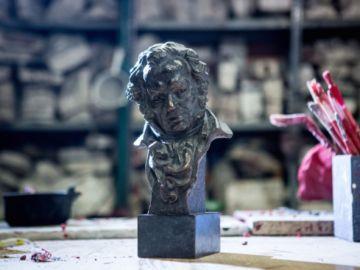 El 'cabezón' de los Premios Goya cambia de look