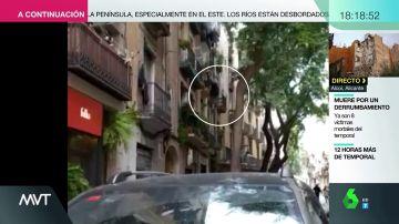 Así sembró el terror en las calles de Barcelona el hombre que habría matado a tres desconocidos en una tarde