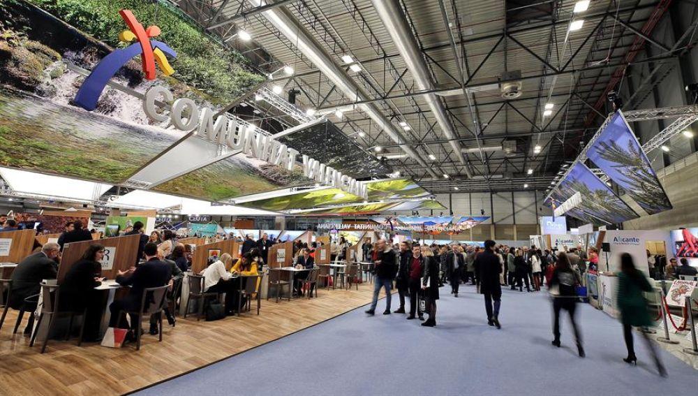 Expositor de la Comunitat Valenciana en Fitur 2020