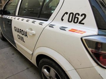 La Guardia Civil llevó a cabo la investigación