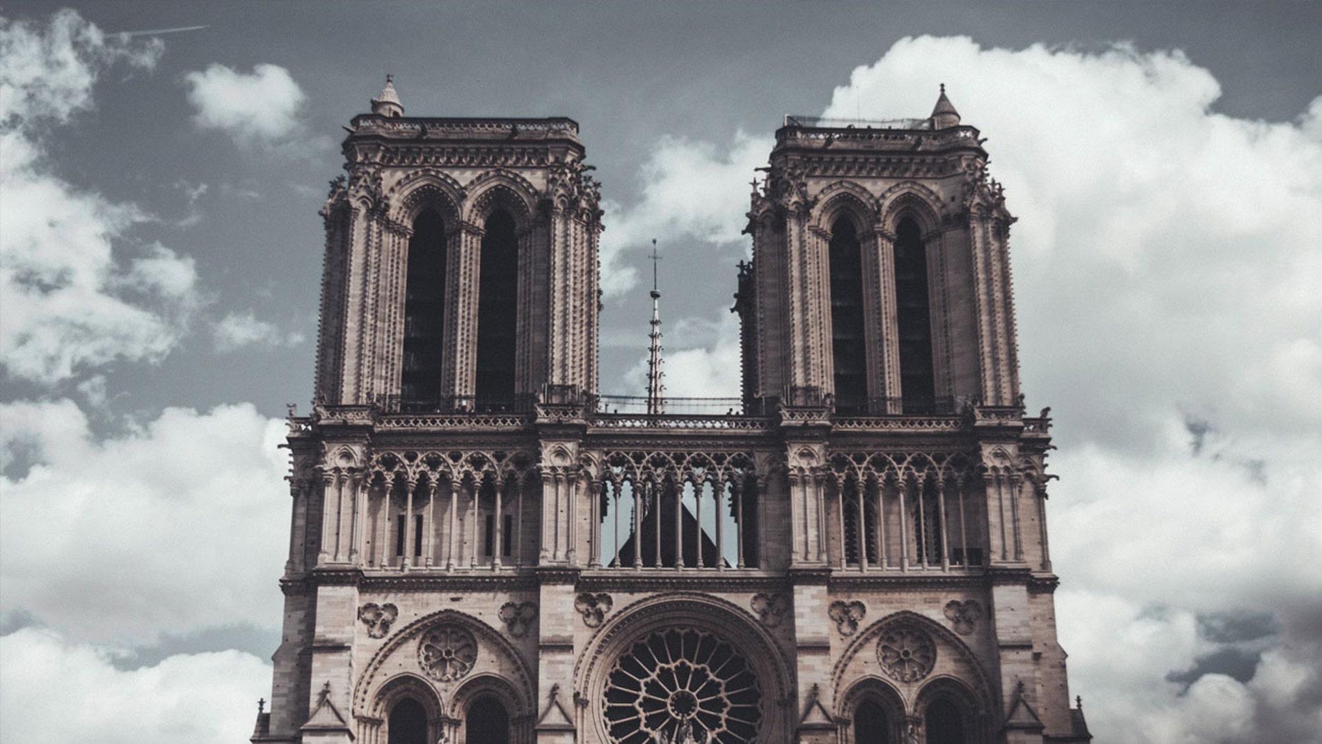 Catedral de Nôtre Dame.
