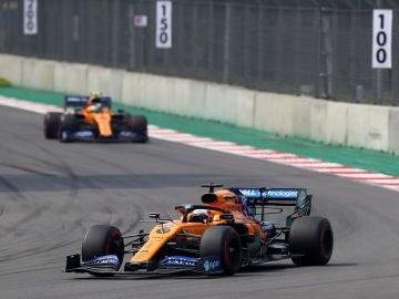 McLaren apuesta por no presionar a sus pilotos y apoyarlos en todo momento