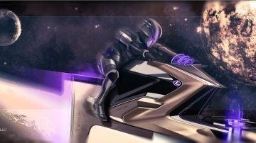 Protoripo Lexus 'Zero Gravity'