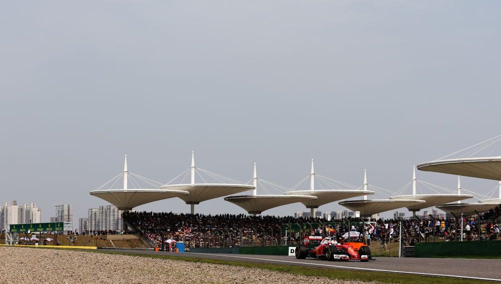 El Gran Premio de China de F1 peligra por el coronavirus