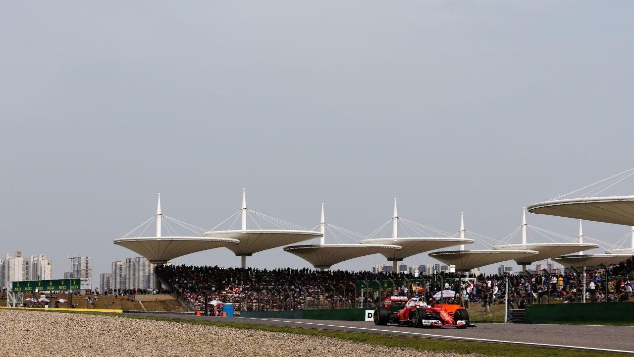 GP de China de 2019.