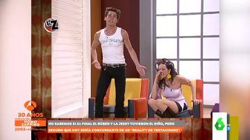 Paco León y Yolanda Ramos