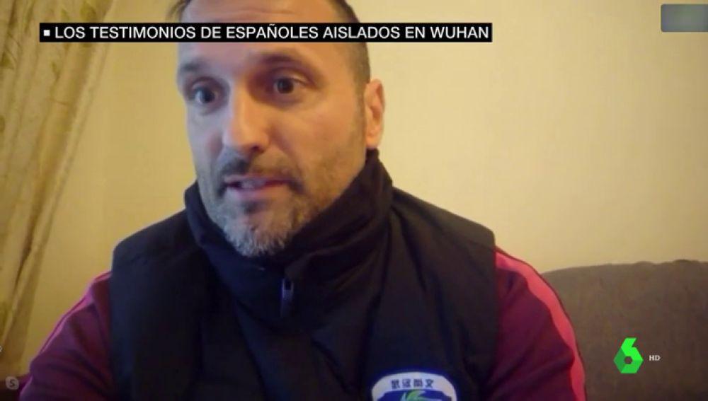 """Así están viviendo el brote de coronavirus los españoles residentes en Wuhan, China: """"Estamos recluidos"""""""