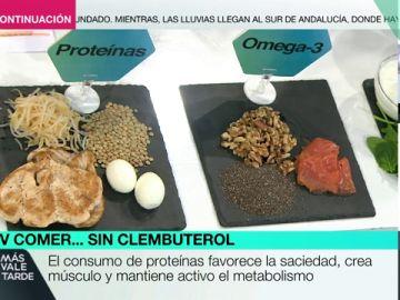 Adelgazar de forma natural: estos son los nutrientes que más ayudan a quemar grasas