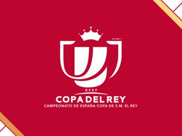 El logotipo de la Copa del Rey
