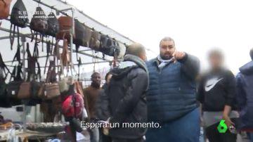 """El tenso encuentro de Equipo de Investigación con un hermano de Sinaí Giménez: """"¿Puedes bajar la cámara?"""""""