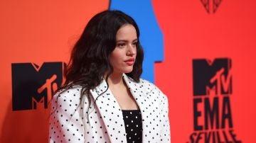 Rosalía en los Premios EMA