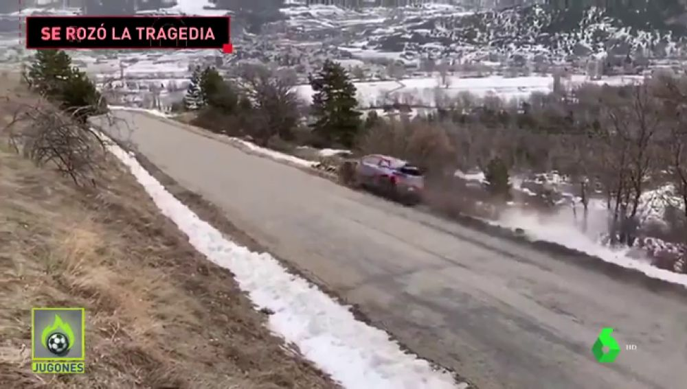 accidente rally tanak