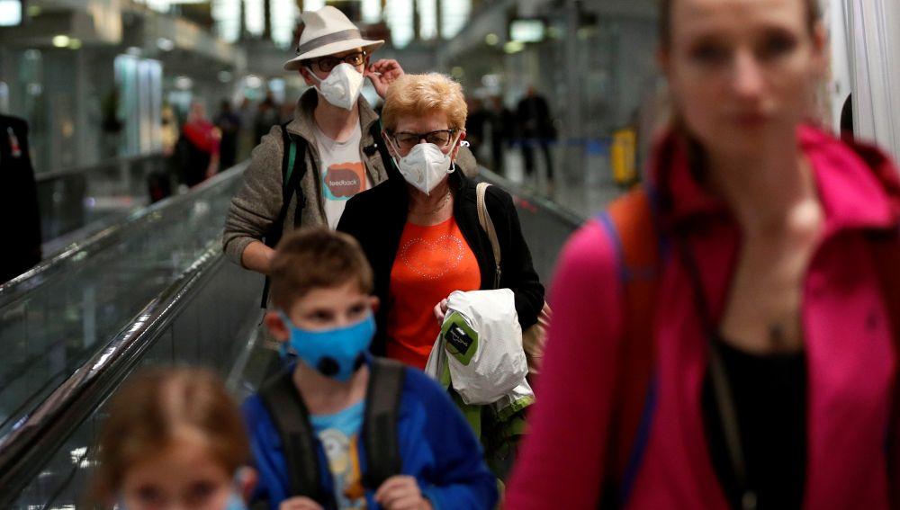 Francia anuncia dos casos confirmados de coronavirus, los primeros en Europa