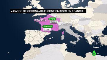 Expansión del Coronavirus