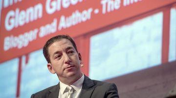 Imagen de Archivo de Glenn Greenwald