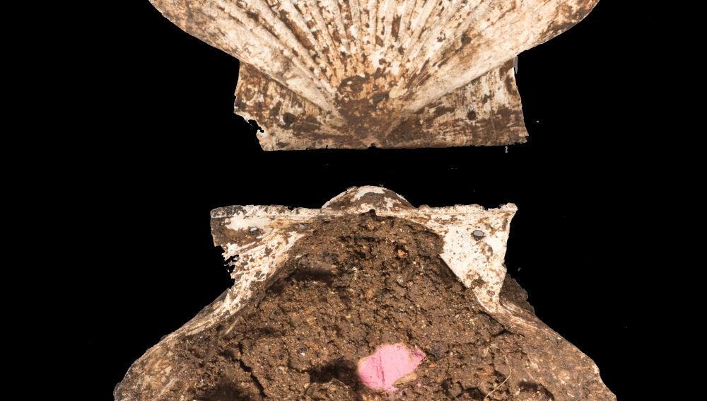 Analizan la composicion de un maquillaje de la epoca romana