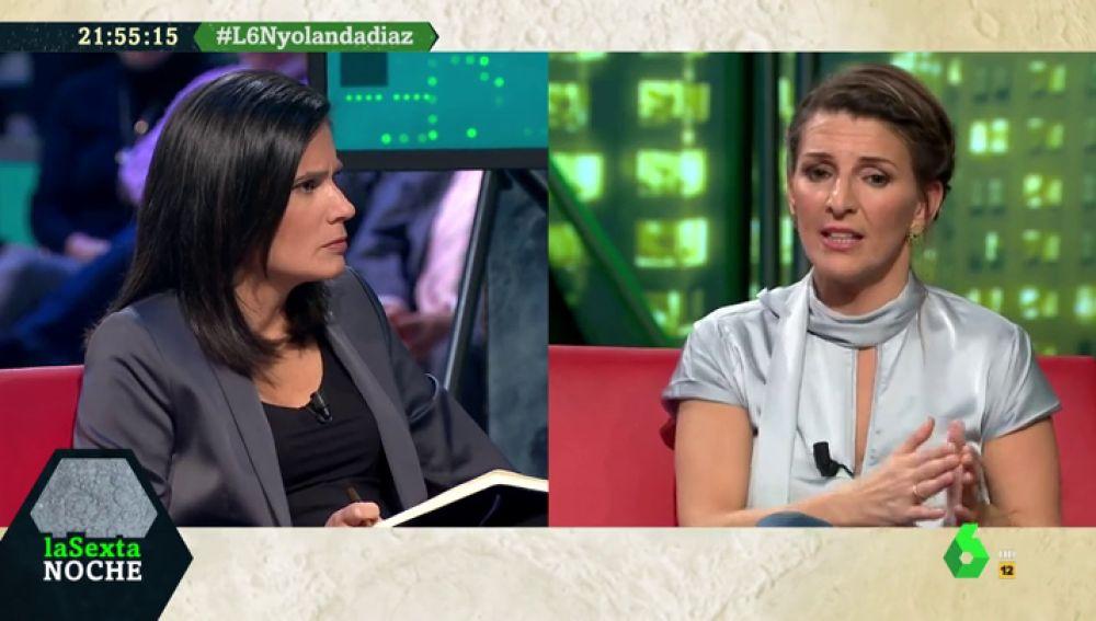 """Yolanda Díaz explica cómo planea el Gobierno derogar la reforma laboral: """"Todo se hará con diálogo social"""""""