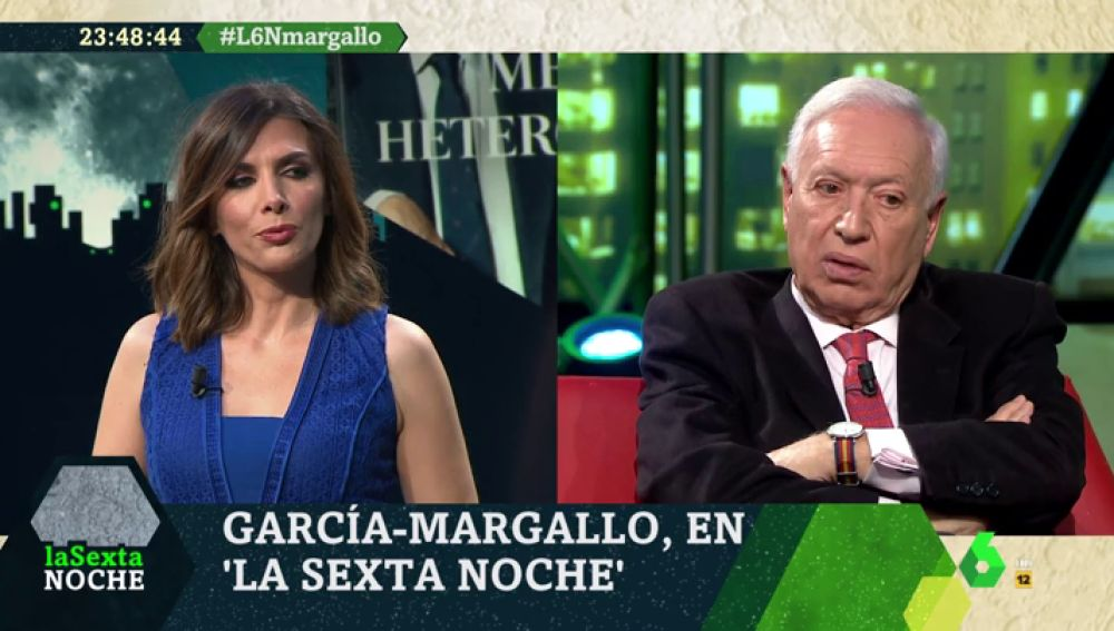 """García-Margallo: """"Siento que las discrepancias políticas hayan truncado mi amistad con Rajoy"""""""