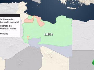 El pulso por el petróleo marca la tensión en Libia tras el alto el fuego