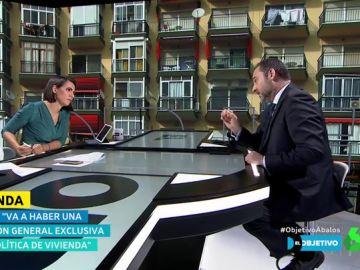 Ana Pastor y José Luis Ábalos