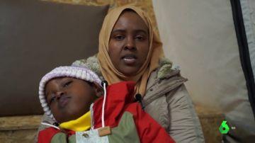 La crítica situación en el campo de refugiados de Moria: 140 niños necesitan atención médica urgente
