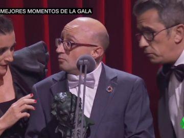 Los mejores momentos de la gala de los Goya 2020