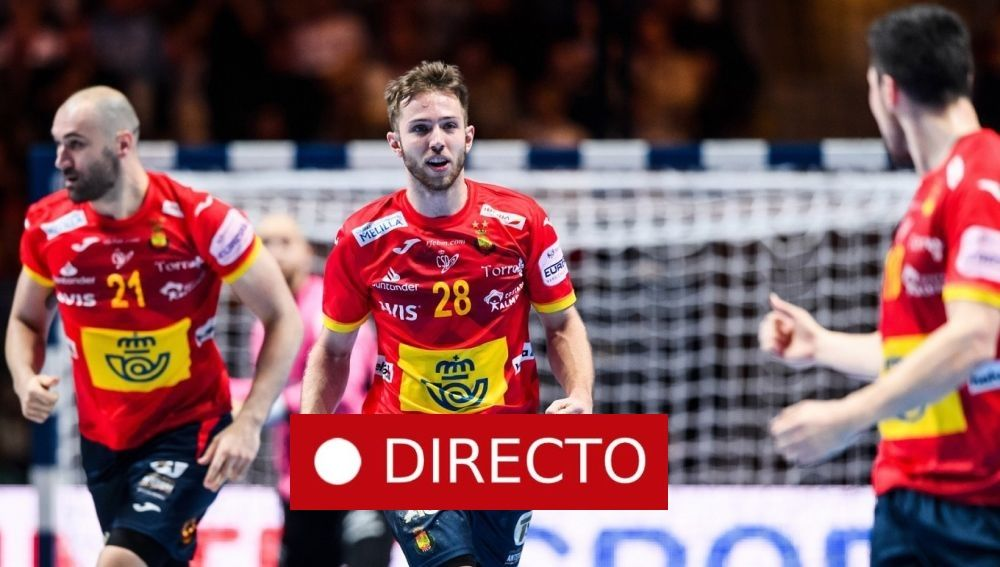 España - Croacia en directo | Final del Campeonato Europeo de Balonmano Masculino de 2020