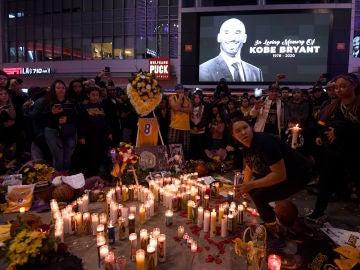 Homenajes a la figura de Kobe Bryant