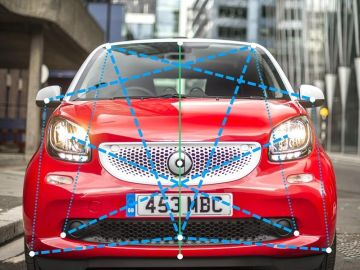 El Smart ForTwo Cabrio de 2016