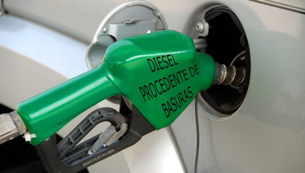 Un biodiesel fabricado con restos de comida