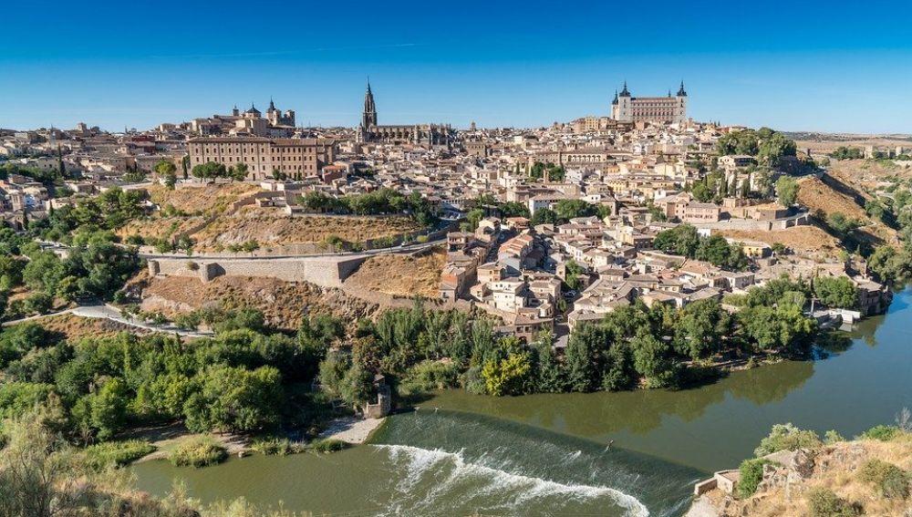 Escapadas de San Valentín. Toledo