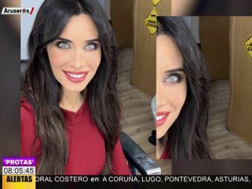 Pilar Rubio la ha líado con el Photoshop y todo Instagram se ha dado cuenta
