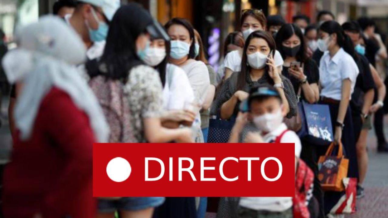 Coronavirus | Última hora del virus en España, Wuhan (China) y la OMS