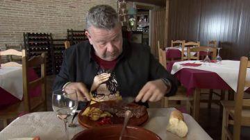 El reto de Chicote en 'El legado de Andrés', el primer restaurante que logra conquistar el exquisito paladar del chef