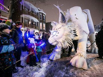 Carnaval en Quebec