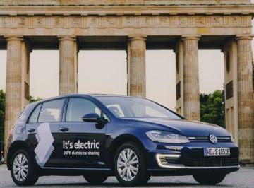 WeShare Volkswagen Berlin