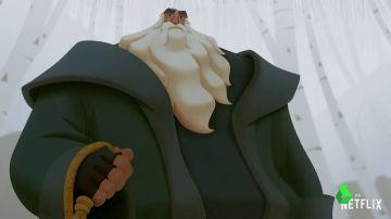 'Klaus', la película producida por Atresmedia Cine, es una de las favoritas para llevarse el BAFTA de animación