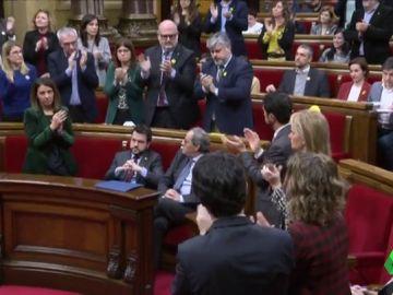 Cruce de reproches en el independentismo tras certificarse el fin de la legislatura en Cataluña