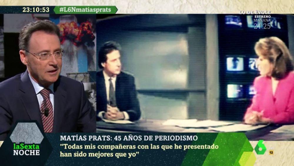 Matías Prats en laSexta Noche