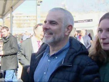 Carlos Carrizosa en Molins de Rei, Barcelona