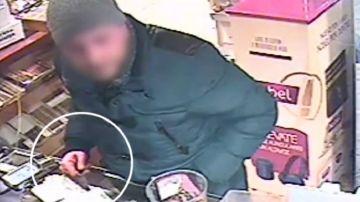 Imagen del hombre enviado a prisión por cometer siete robos con navaja en Barcelona