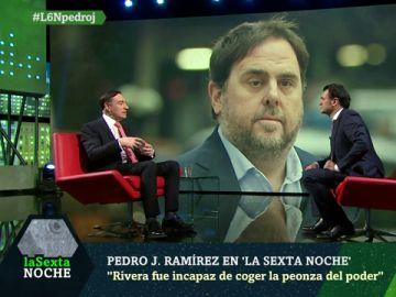 Pedro J. Ramírez en laSexta Noche