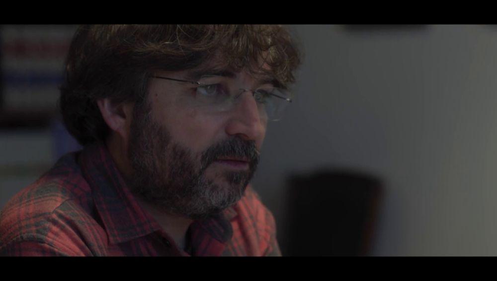 """""""Vaya mierda"""", la reacción de Jordi Évole a la reflexión sobre Derechos Humanos del exministro Belloch"""