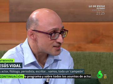 Jesús Vidal en Liarla Pardo