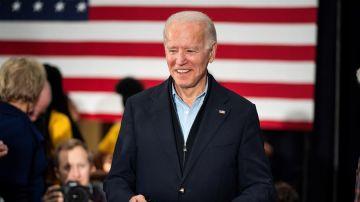 Joe Biden, exvicepresidente de EEUU