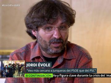 """Jordi Évole explica cómo es sufrir cataplexia tras su inicio de ataque en El Hormiguero: """"Tiene tratamiento"""""""