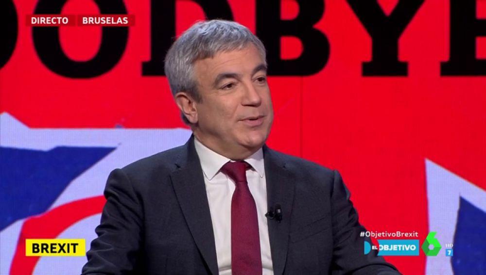 """Luis Garicano: """"Johnson va a tratar de hacer como que la Unión Europea tiene la culpa de cualquier cosa mala que le suceda"""""""