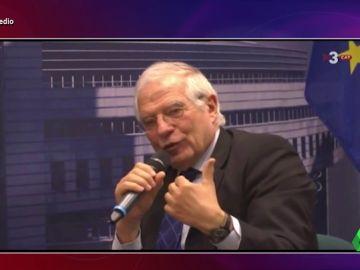 La crítica de Borrell a la lucha contra el cambio climático que podría no gustar al ecologista Pedro Sánchez