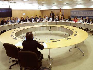 Vista general de la reunión del Consejo de Política Fiscal y Financiera (CPFF), presidida por la ministra de Hacienda
